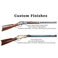 Custom Finishes Rifles