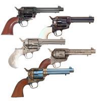 Finish Options Hand Guns