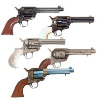 Custom Finishes Hand Guns