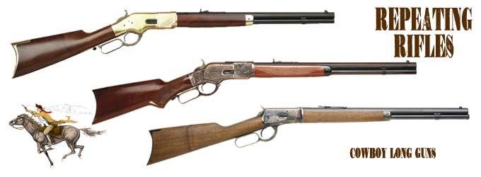 Repeating Rifles