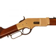 "1866 Yellowboy Carbine With Saddle Ring .44 Special, 19"" Round Barrel"