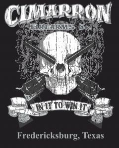 Cimarron Skull T Shirt