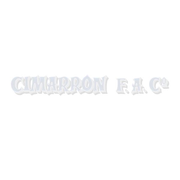 Cimarron Little Rascal (Mini-Sharps) White Finish, 38/55, 26