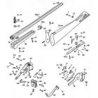 1874 Sharps-Billy Dixon®  Parts - Pedersoli