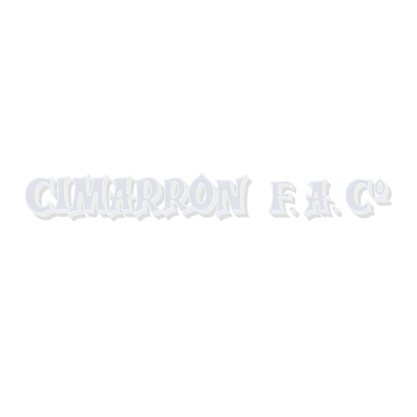 Cimarron logo detail
