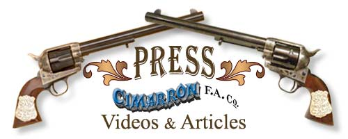 Cimarron Press head